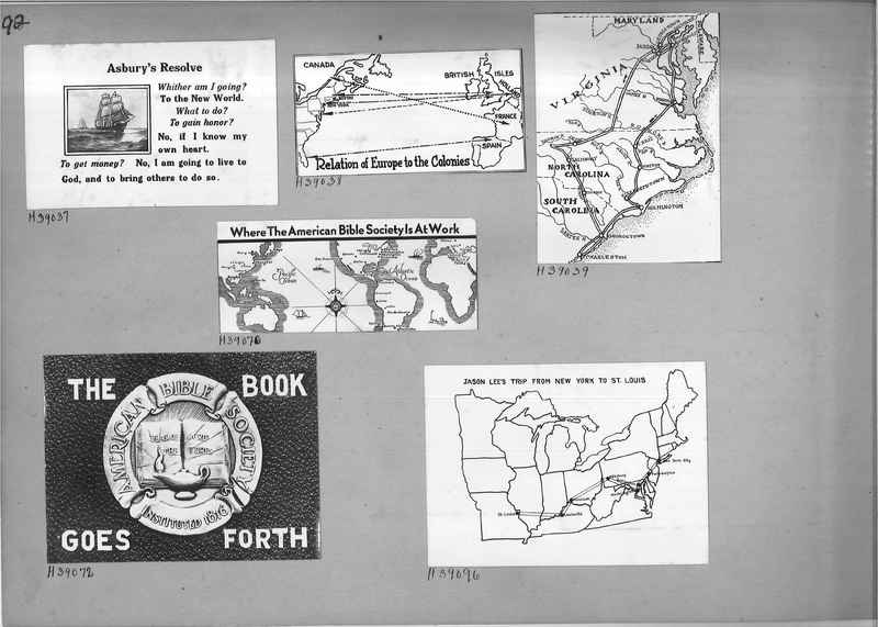 Mission Photograph Albums - Maps-Charts #02 Page_0092