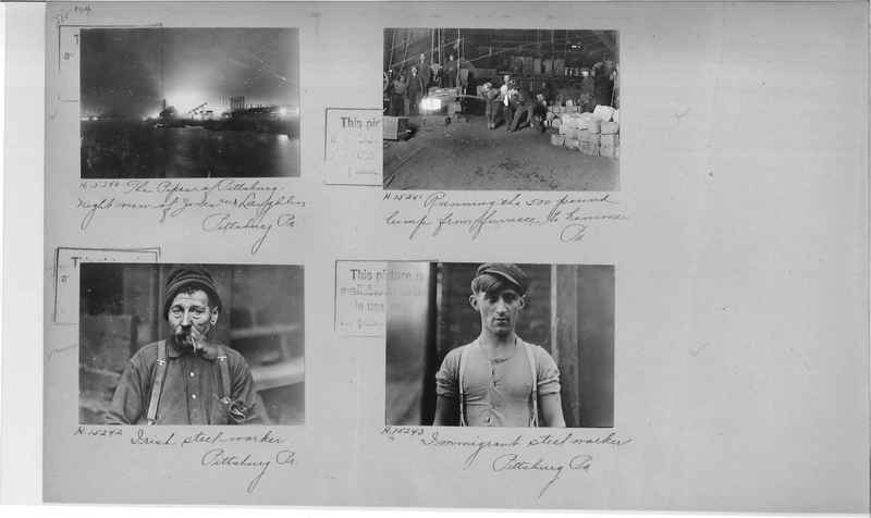 Mission Photograph Album - Cities #8 page 0222