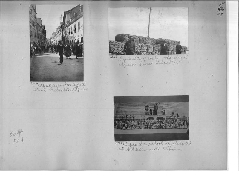 Mission Photograph Album - Europe #01 Page 0057