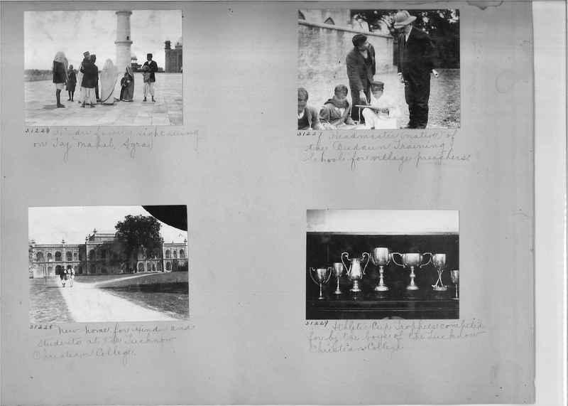 Mission Photograph Album - India #05_0030