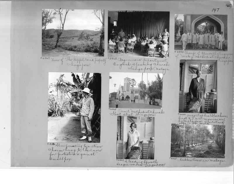 Mission Photograph Album - Malaysia #7 page 0147