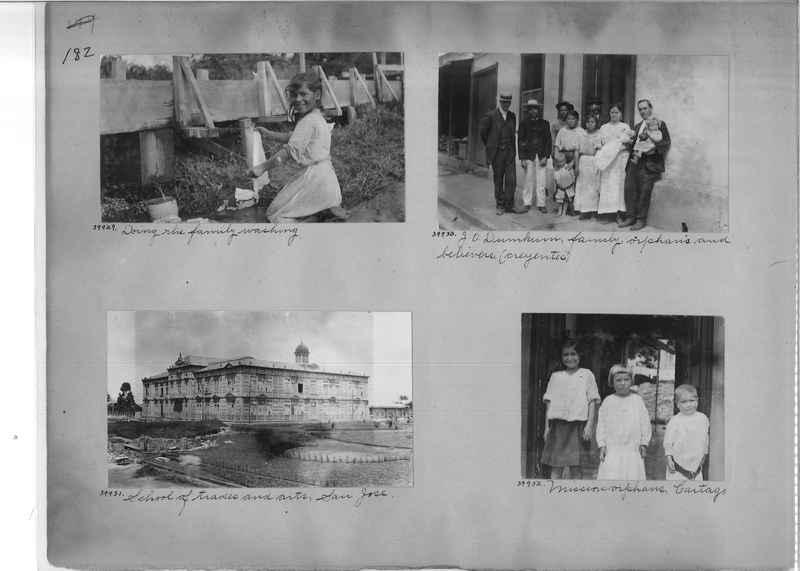 Mission Photograph Album - Panama #02 page 0182