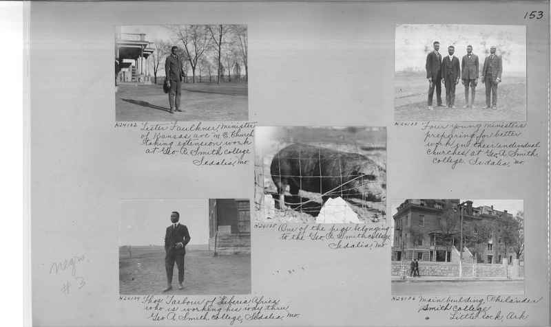 Mission Photograph Album - Negro #3 page 0153