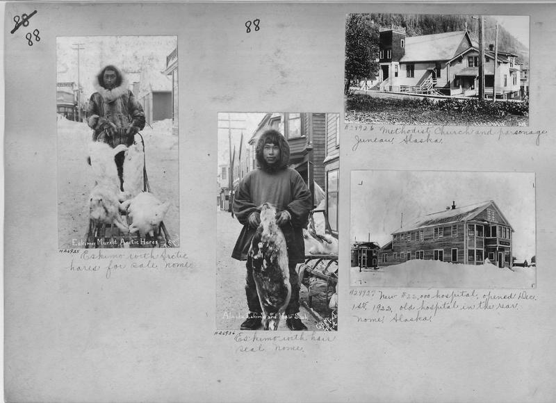 Mission Photograph Album - Alaska #1 page 0088