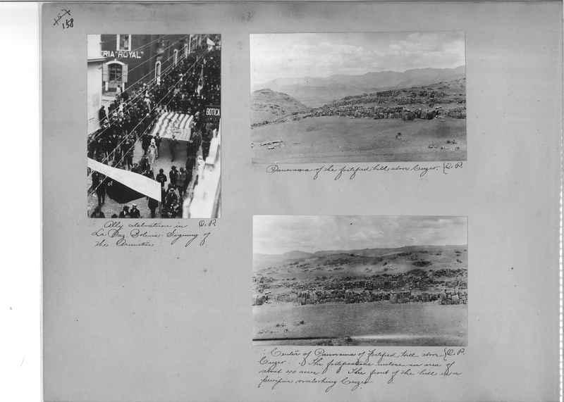 Mission Photograph Album - South America O.P. #1 page 0158