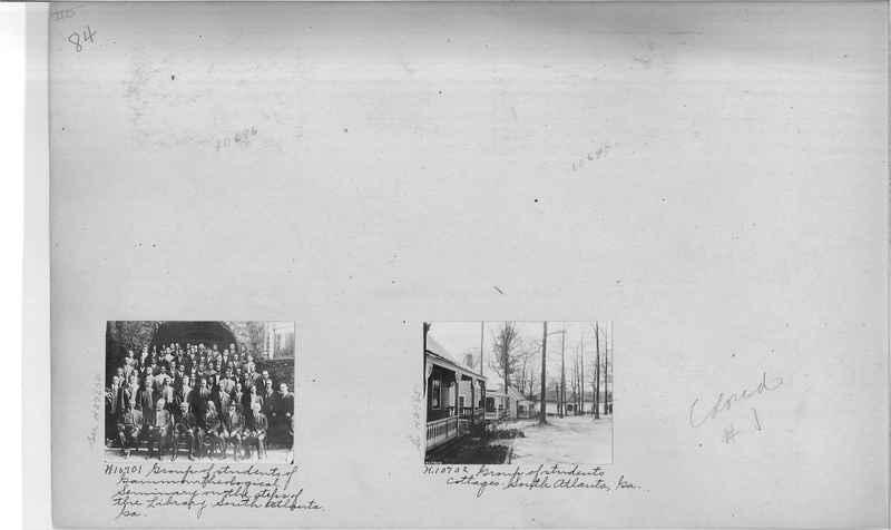 Mission Photograph Album - Negro #1 page 0084