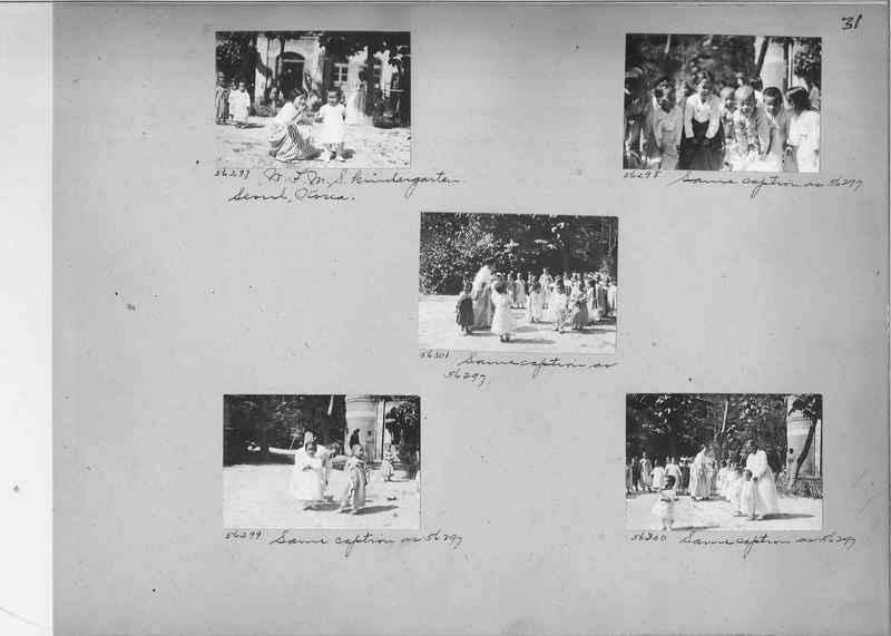Mission Photograph Album - Korea #5 page 0031
