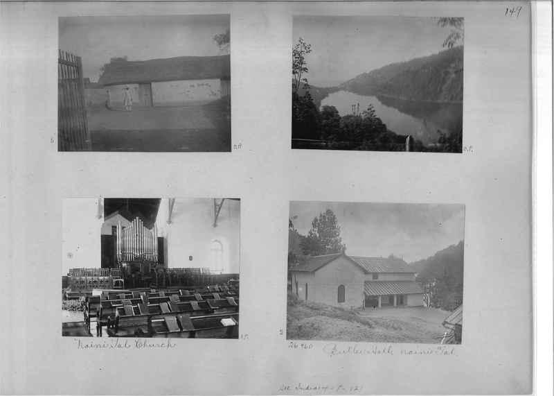 Mission Photograph Album - India - O.P. #01 Page 0149