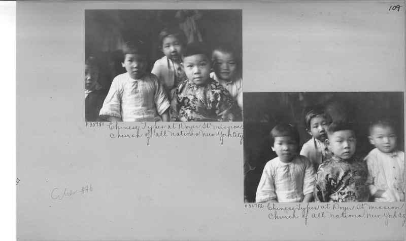 Mission Photograph Album - Cities #16 page 0109