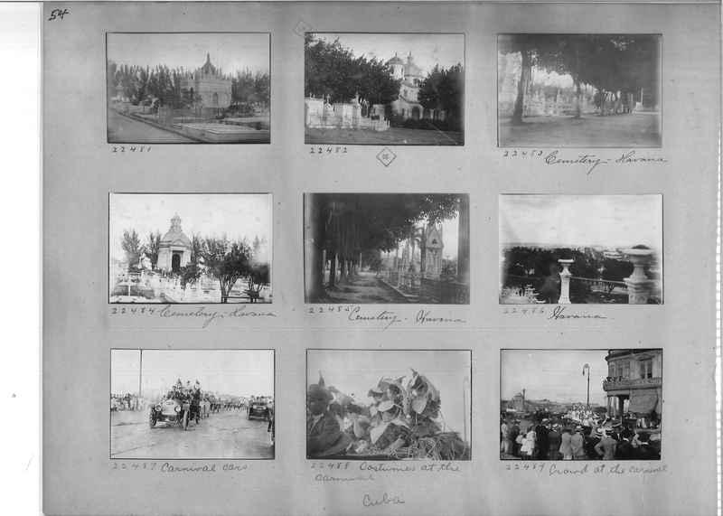 Mission Photograph Album - Panama #02 page 0054