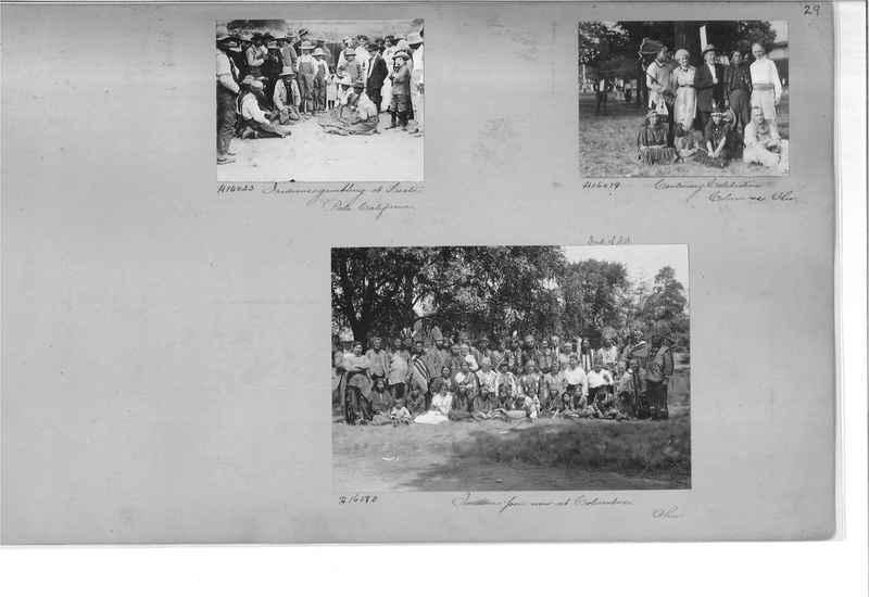 Mission Photograph Album - Indians #2 page_0029