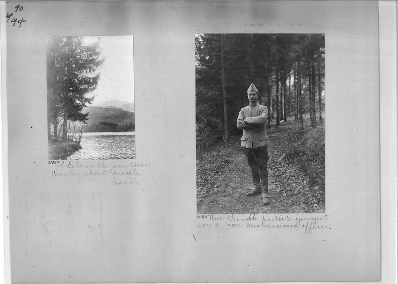 Mission Photograph Album - Europe #01 Page 0090