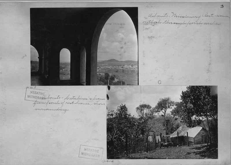 Mission Photograph Album - Puerto Rico #2 page 0003