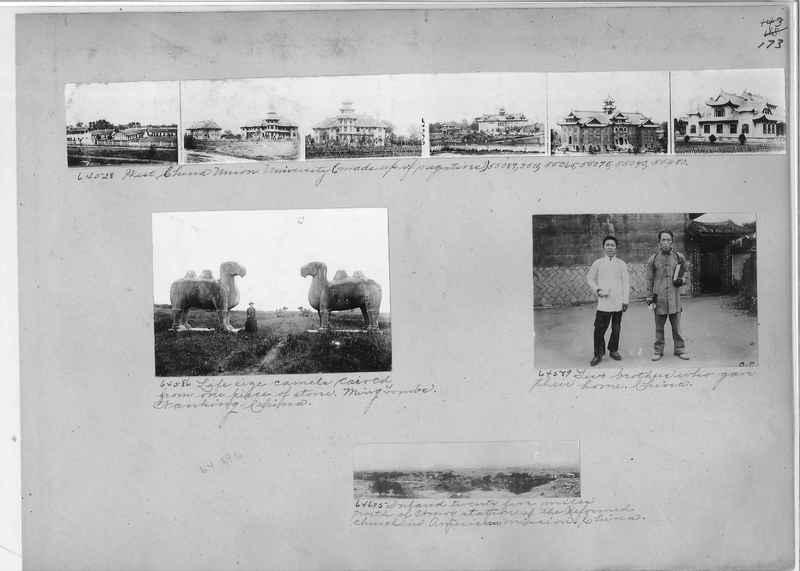 Mission Photograph Album - China #9 page 0173