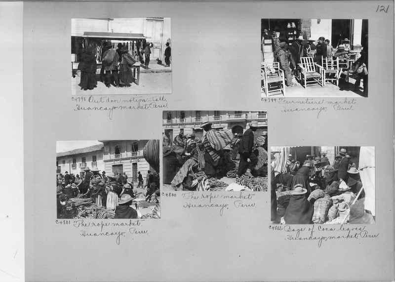 Misson Photograph Album - South America #8 page 0121