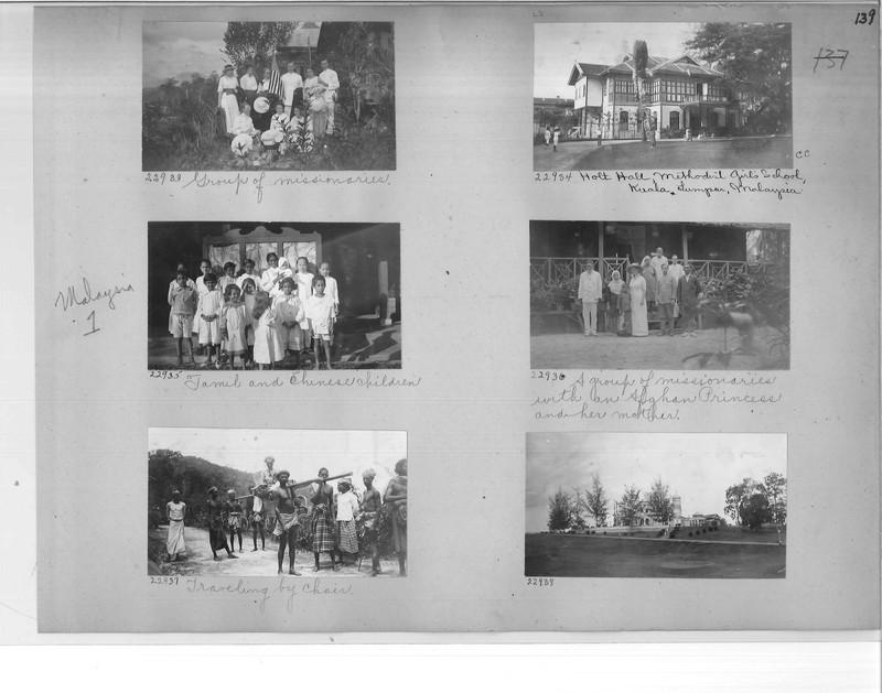 Mission Photograph Album - Malaysia #1 page 0139