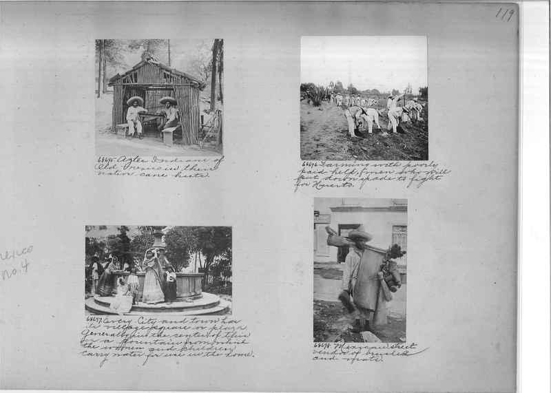 Mission Photograph Album - Mexico #04 page 0119