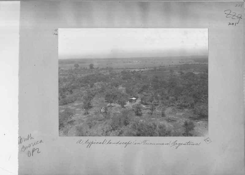 Mission Photograph Album - South America O.P. #2 page 0201