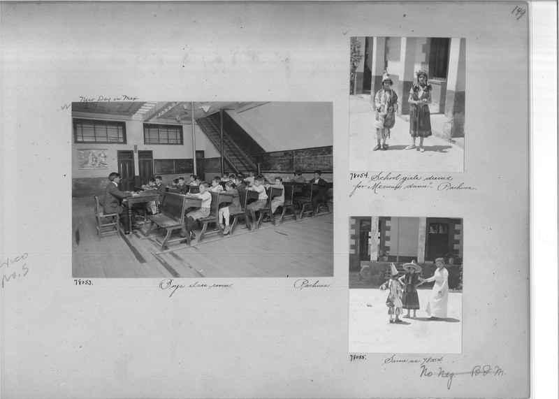 Mission Photograph Album - Mexico #05 page 0149