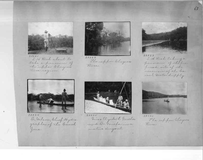 Mission Photograph Album - Panama #1 page  0063