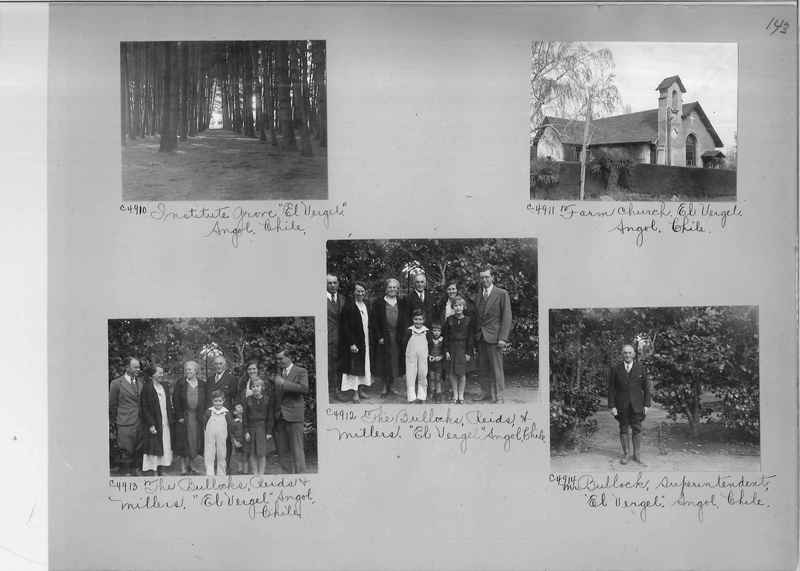 Misson Photograph Album - South America #8 page 0143