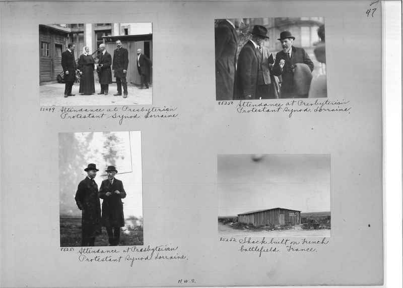 Mission Photograph Album - Europe #08 Page_0047