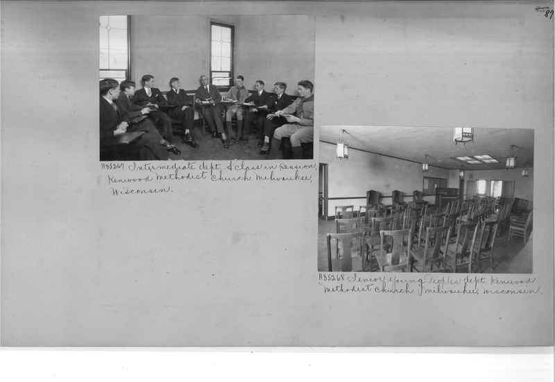 Mission Photograph Album - Religious Education #1 page 0087