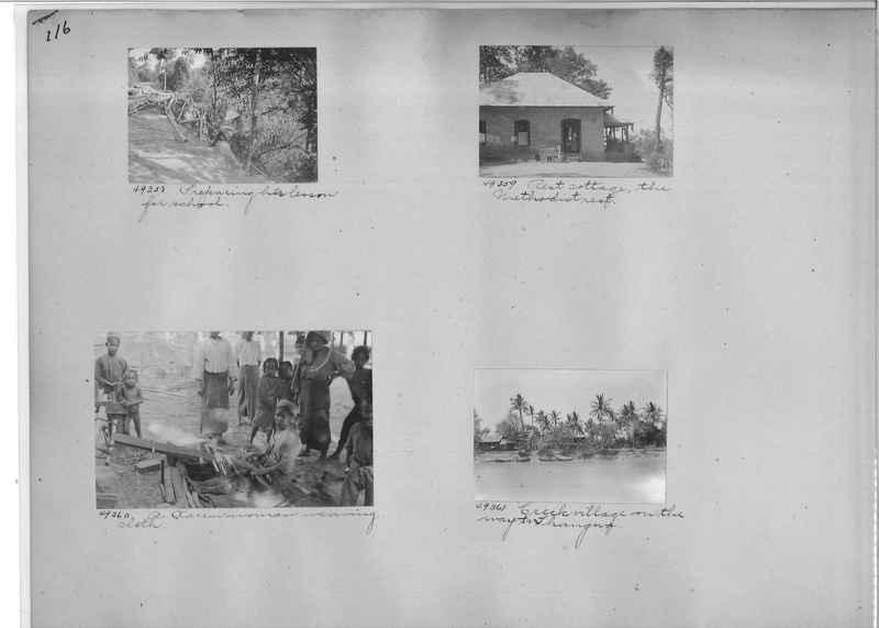 Mission Photograph Album - Burma #1 page 0116