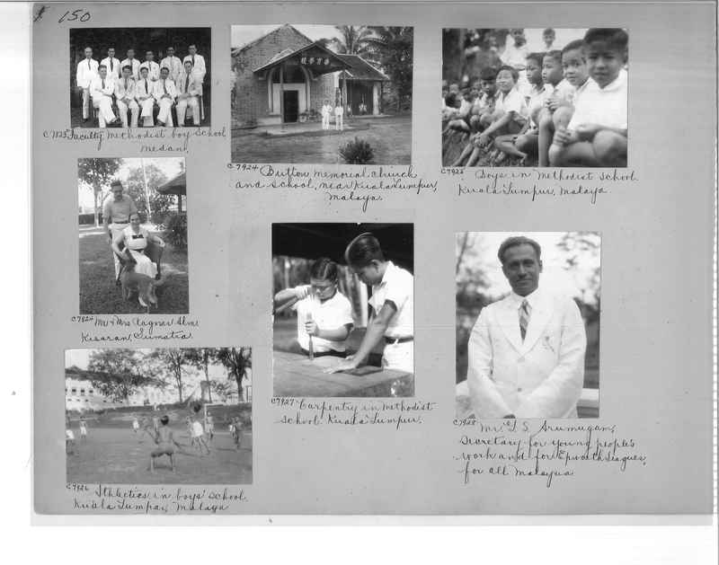 Mission Photograph Album - Malaysia #7 page 0150