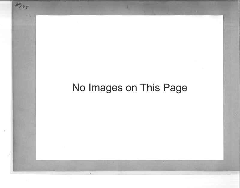 Mission Photograph Album - Panama #1 page  0138