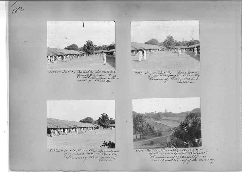 Mission Photograph Album - India #09 Page 0182
