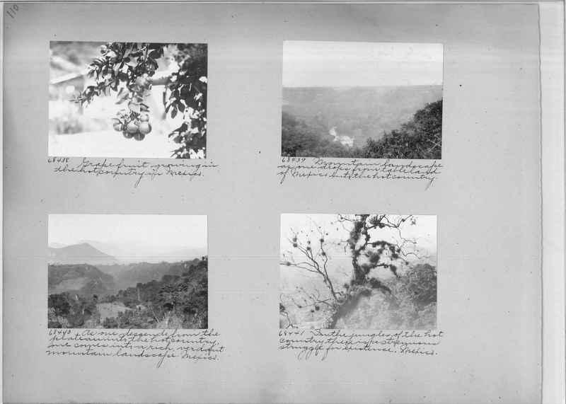 Mission Photograph Album - Mexico #04 page 0110