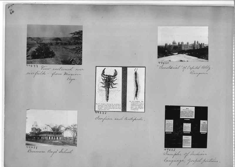 Mission Photograph Album - Burma #1 page 0066