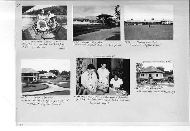 Mission Photograph Album - Malaysia #8 page 0022