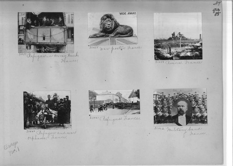 Mission Photograph Album - Europe #01 Page 0085