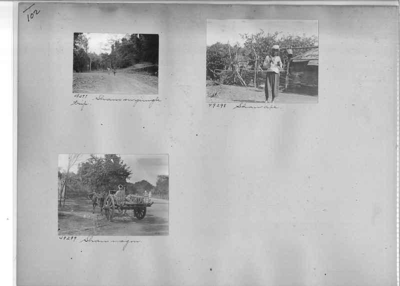 Mission Photograph Album - Burma #1 page 0102