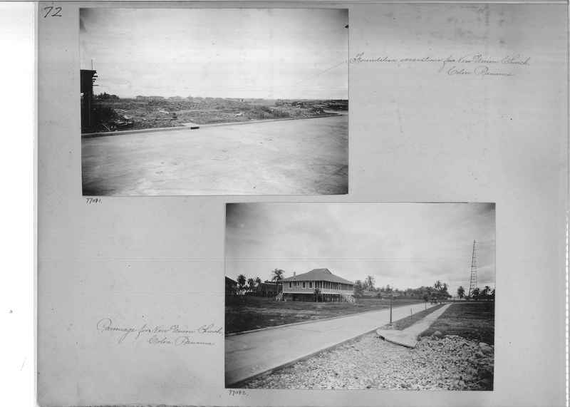 Mission Photograph Album - Panama #03 page 0072