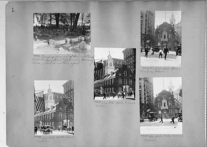 Mission Photograph Album - America #3 page 0002