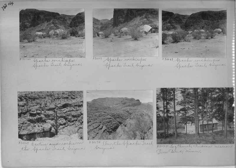 Mission Photograph Album - Indians #2 page_0164