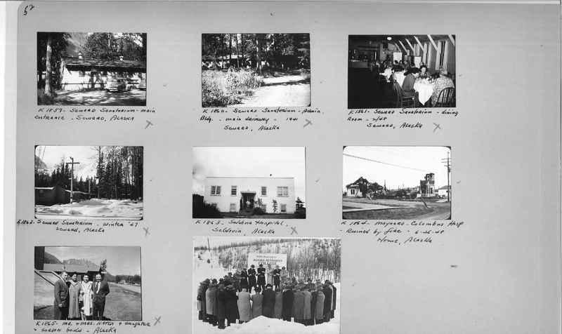 Mission Photograph Album - Alaska #2 page 0052