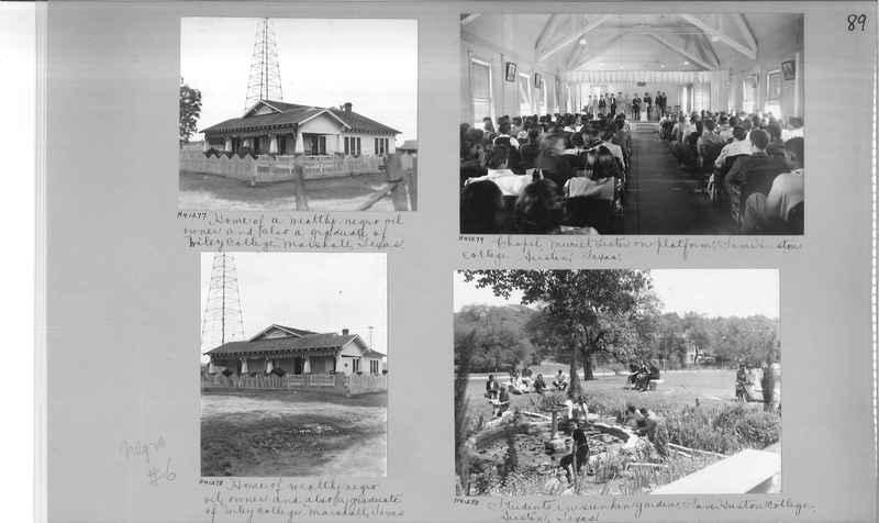 Mission Photograph Album - Negro #6 page 0089