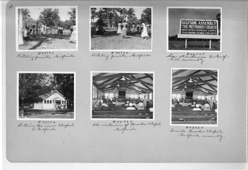 Mission Photograph Album - Negro #7 page 0048