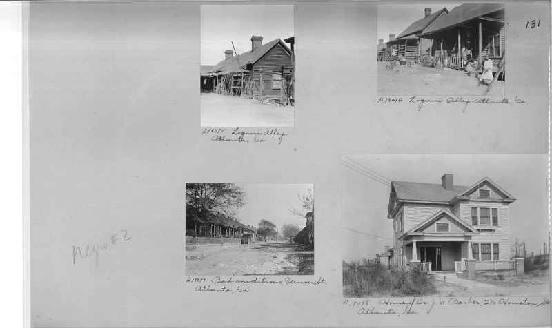 Mission Photograph Album - Negro #2 page 0131