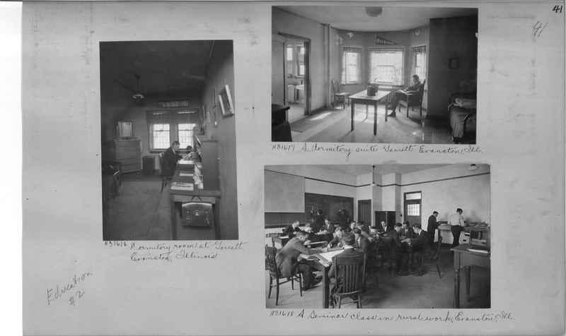 Mission Photograph Album - Education #2 page 0041