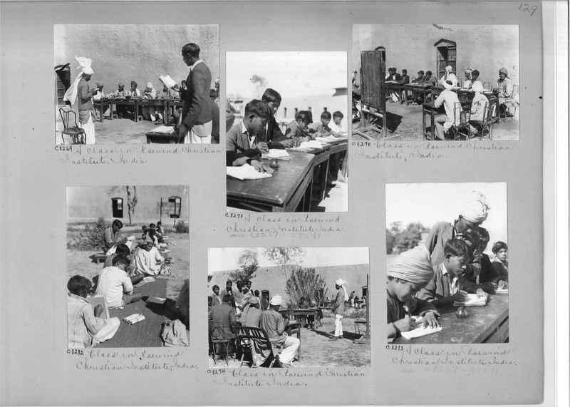 Mission Photograph Album - India #13 Page 0129