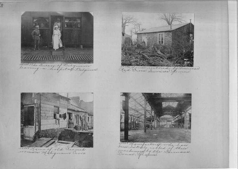 Mission Photograph Album - Europe #03 Page 0018