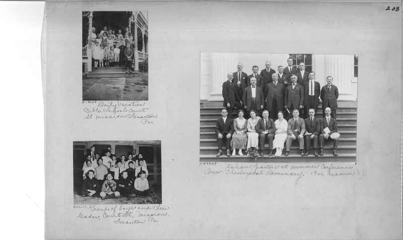 Mission Photograph Album - Cities #12 page 0203