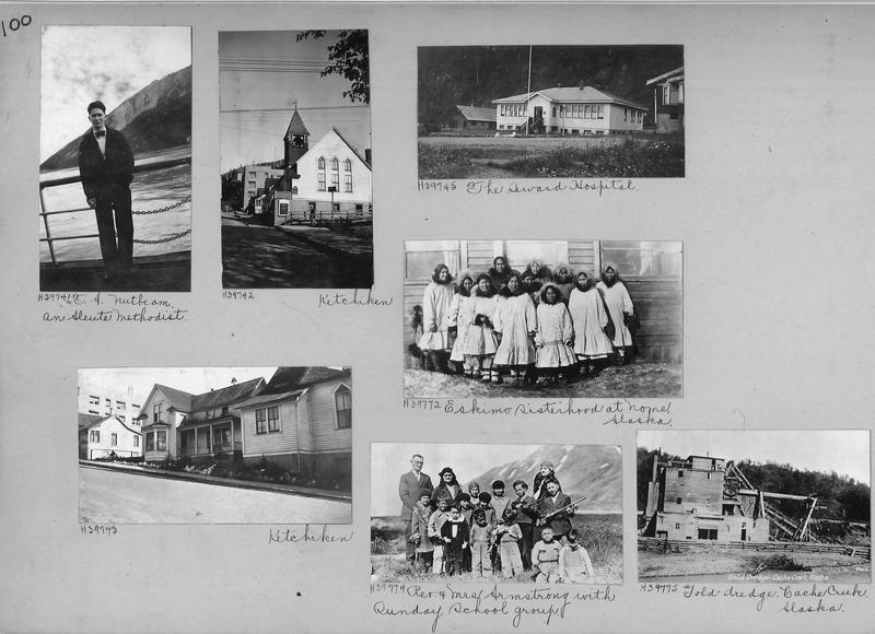 Mission Photograph Album - Alaska #1 page 0100