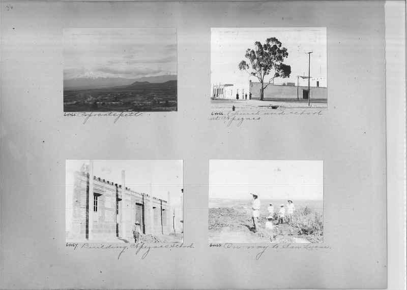 Mission Photograph Album - Mexico #04 page 0036