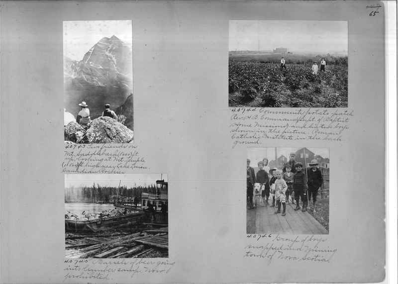 Mission Photograph Album - Miscellaneous - O.P. #01 Page_0065